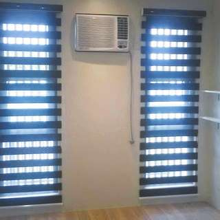Combi Window Blinds - Roll Up
