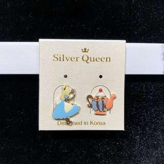 【韓國】童話故事精品耳環 所🈶️耳環買3⃣️送1⃣️