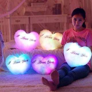GLOWING PILLOW