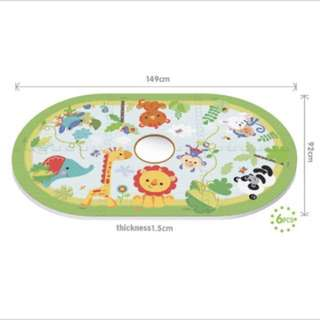 Fisher Price puzzle playmat