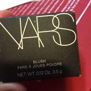 NARS orgasm brush