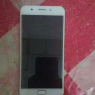 Oppo f1s 64gb my konting dents lang po