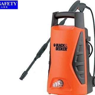 Black + Decker PW1730TD 100 bar Powerful Pressure Water Spray.1 Year Warranty.PSB Safety Mark Approved.
