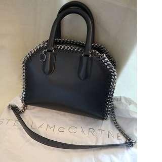 STELLA MCCARTNEY - Falabella Box East West tote mini hand bag