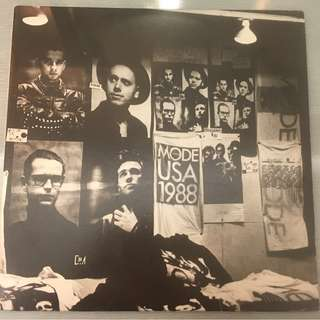 Depeche Mode ‎– 101, 2x Vinyl LP,  Sire ‎– 9 25853-1, 1989, USA