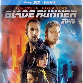 BLADE RUNNER 2049 (3D+BLURAY)