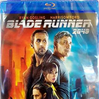 BLADE RUNNER 2049 BLURAY