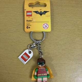 LEGO Robin minifig keychain