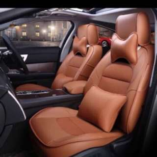 Customized Genuine Leather Car Seat Cover
