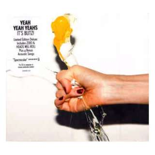 Yeah Yeah Yeahs It's Blitz! Deluxe Limited Edition cd