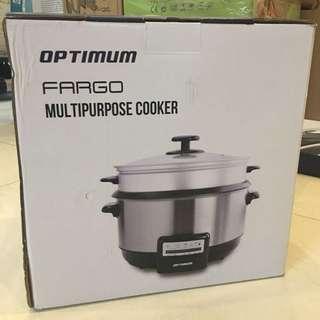 Optimum Fargo Multipurpose Cooker / Cooker Serbaguna