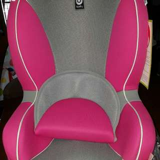 Kiddy Pink Car seat