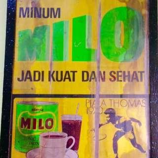 Vintage Milo 1970