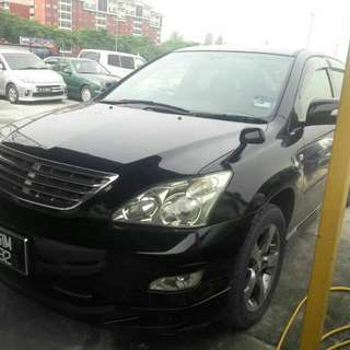 2004 Toyota Harrier 3.0