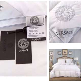 Versace  Luxurious Doona 100% Egyptian Cotton  & Pure Duck Down Large King size