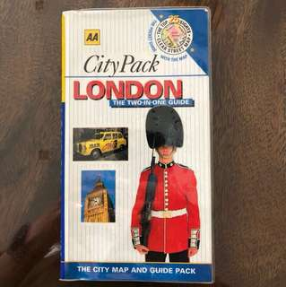FREE TRAVEL GUIDE : CItyPack London