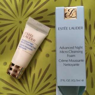 Estée Lauder Advanced Night micro cleaning foam 5ml