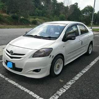 toyota vios 1.5G full spec auto