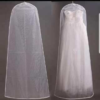 Professional formal wear cover /wedding gown cover