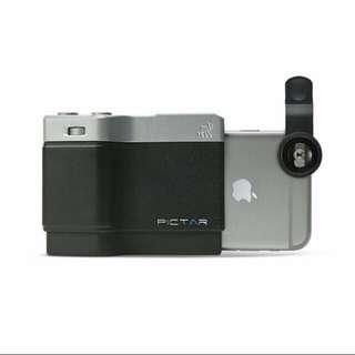 Bundle Miggo Pictor Camera Grip and olloclip Core Lens Set for iPhone