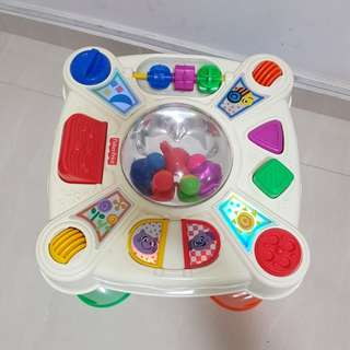 Activity Table Fisher Price