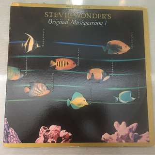Stevie Wonder – Stevie Wonder's Original Musiquarium 1, 2x Vinyl LP, Tamla – 6002TL2, 1982, USA
