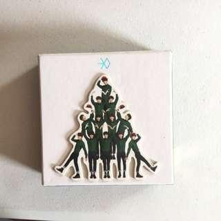 EXO Miracles in December Album (Korean Version)