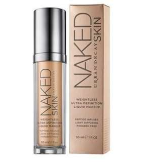 Urban Decay-Naked Skin  Weightless Ultra Definition Liquid Makeup