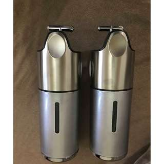 Good quality soap and Shampo dispenser