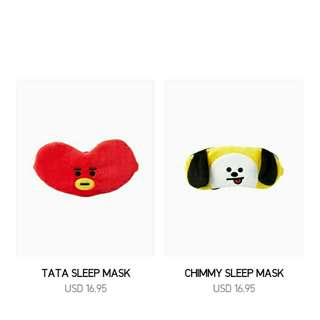 [NON PROFIT] BTS BT21 SLEEP MASK