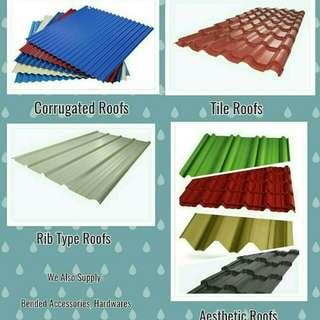 Roofing & Decking