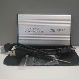 "2.5"" SATA HARDDISK CASE 外置硬碟盒"