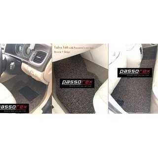 Carmats/Floormat/Drivermat Customisation - Volvo V60