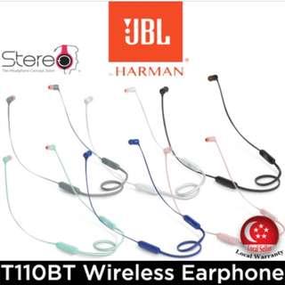 JBL T110BT