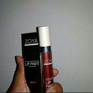 Zoya Metalic LipcReam