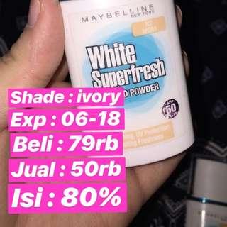 Maybelline liquid powder