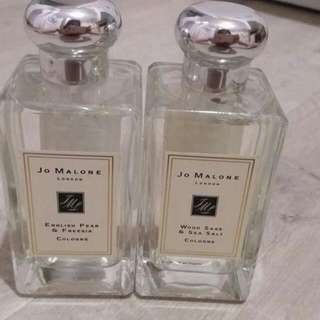 jo malone jomalone 祖馬龍香水 100ML 100% new and real  $740支 齊package !!!! 送禮一流!!, 包順風自取!!!!!!!!!!!!!!!