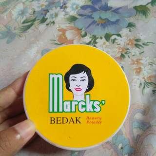 Bedak MARCKS beauty Powder