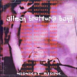arthcd THE ALLMAN BROTHERS BAND Midnight Riding Unofficial 2CD