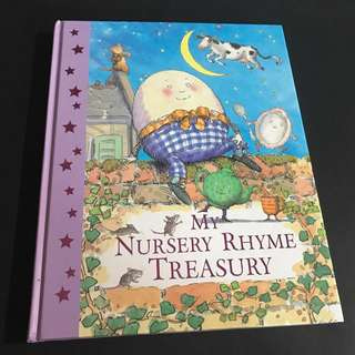 My Nursery Rhyme Treasury