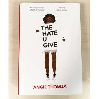 The Hate U Give - Hardback NEW