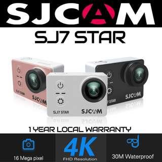 PROMOTION!!! SJCAM SJ7 STAR Action Camera