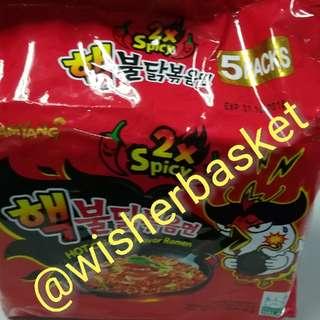 Samyang Noodles Red