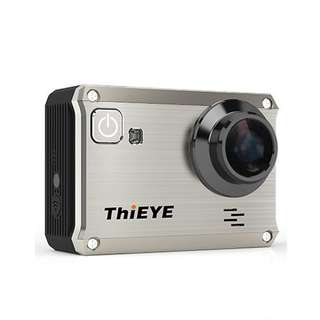 ThiEye i30 Wifi Full HD 12MP Waterproof, Dustproof, Shakeproof Sports Mini Action Camera