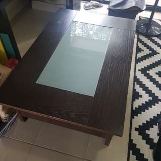 Freedom Coffee Table & Side Table