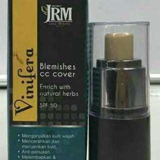 JRM VINIFERA BLEMISH CC COVER