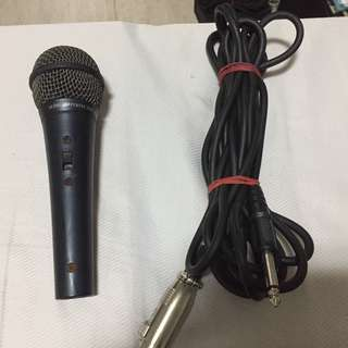 Audio Perfection AP-868 Moving Coil Microphone, Made in Japan!
