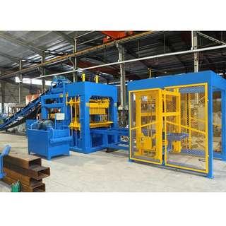 QT5-15 Automatic Block Making Machine