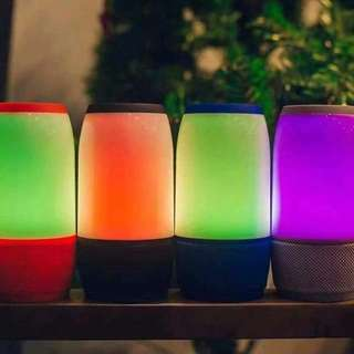 Mini Pulse Bluetooth Speaker