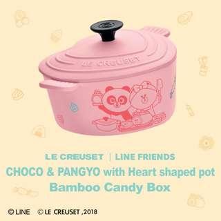 711line lecreuset糖果盒